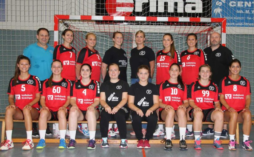 Frauen: Start in die Saison 2018/2019