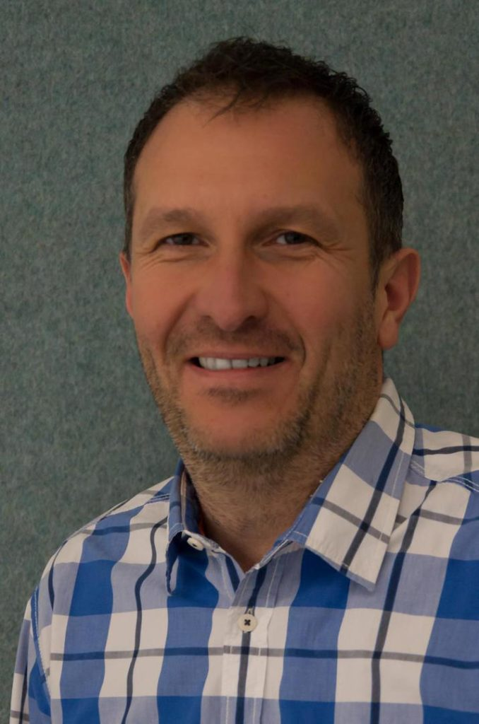 Robert Neubauer (Vorstand)