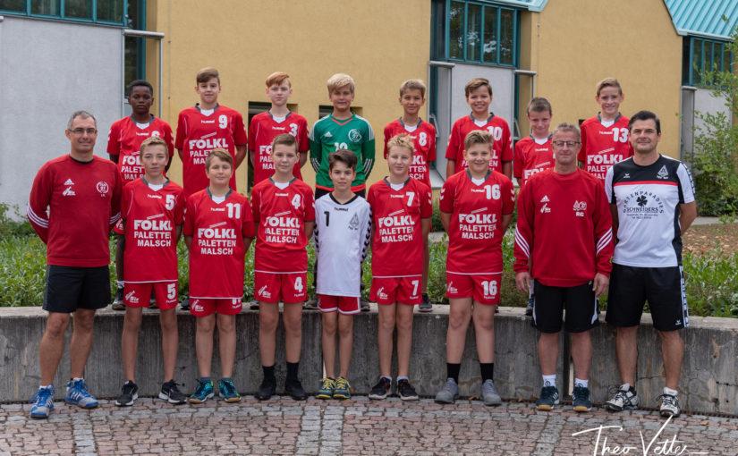 mJD-LL-N JSG Rot-Malsch vs. TSV TSV A Viernh'm 19:26 (6:12)