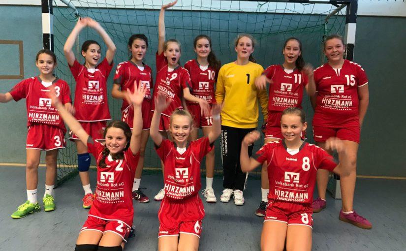 wJD-KL1: JSG Rot-Malsch 1 vs SC Sandhausen – 23:9 (12:7)