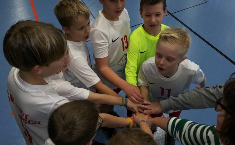 mJE-KL3: TSV Steinsfurt vs. JSG Rot-Malsch 2 – 12:19 (4:17)