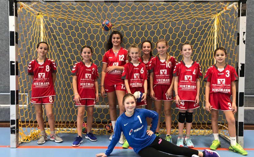 wJD-KL2: TSV Steinsfurt – JSG Rot Malsch 2 – 15:15 (13:8)