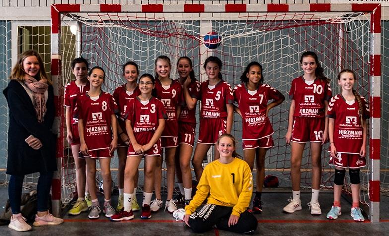 wJD-KL1: JSG Rot-Malsch 1 vs. TV Meckesheim – 19:13 (11:6)