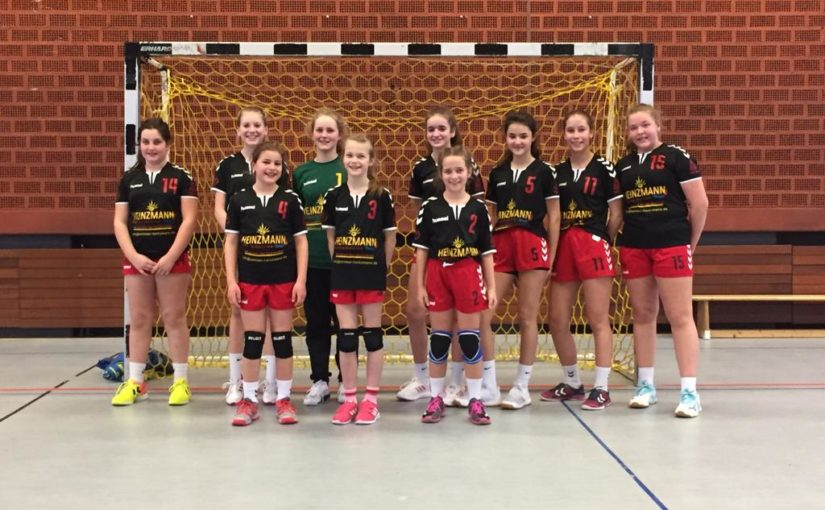 wJD-KL1: SC Sandhausen 1 vs. JSG Rot-Malsch 1 – 8:25 (3:13)
