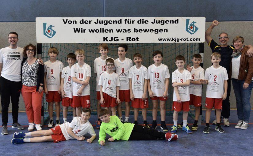 mJE-KL1: JSG Rot-Malsch vs JSG SC Sandhausen/SG Walldorf 663:3