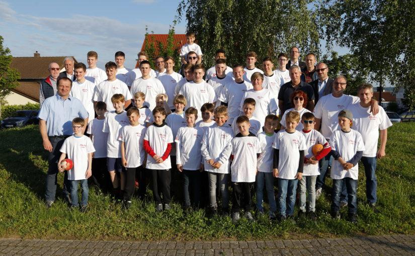 TSV Malsch ehrte und feierte seine Meistermannschaften