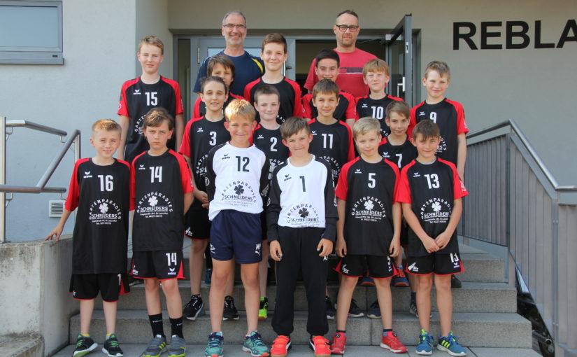 mJD-KL1: TV Sinsheim vs. JSG Rot-Malsch 2   – 18:22 (10:12)