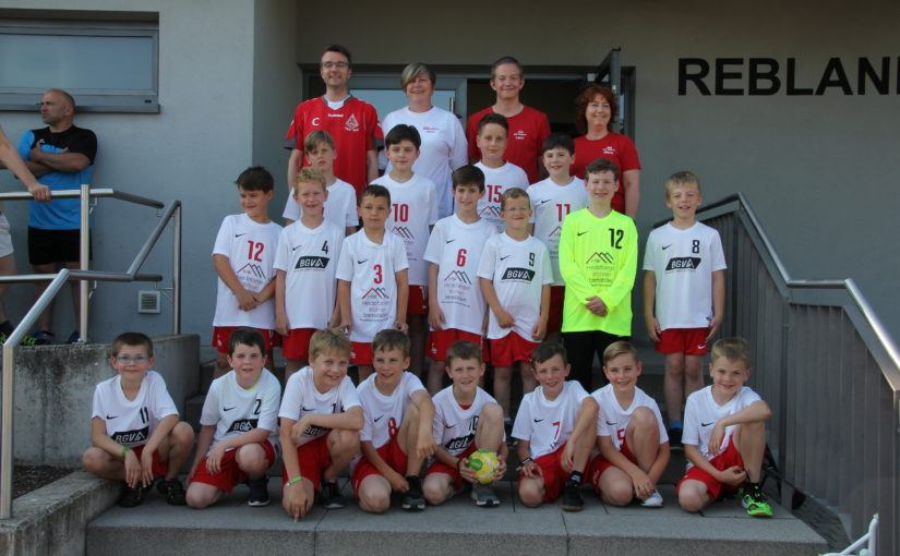 mJE-KL1: JSG SC Sandhausen/SG Walldorf vs. JSG Rot-Malsch – 126:216 (18:24)
