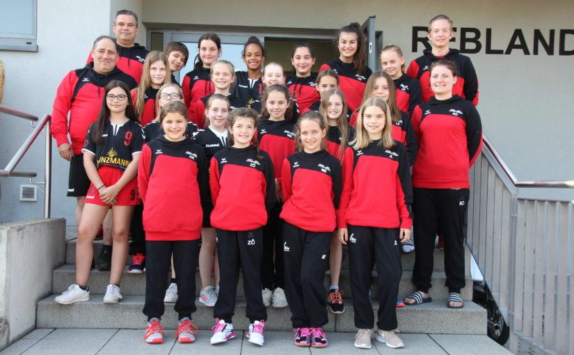 wJD-KL2: SC Sandhausen vs. JSG Rot-Malsch 2 – 26:5 (16:3)