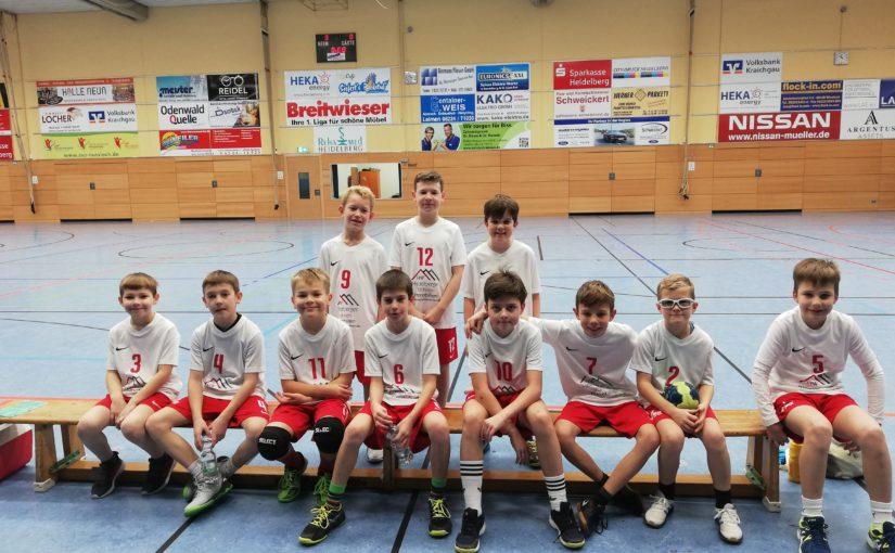 mJE-KL1: SG Nußloch vs. JSG Rot-Malsch – 32:244 (28:8)