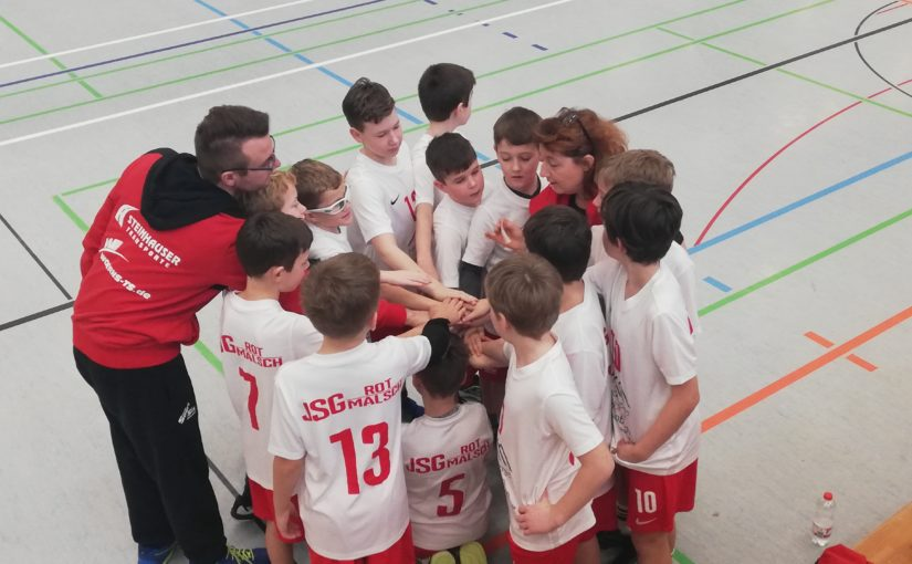 mJE-KL1: TSG Dossenheim vs. JSG Rot-Malsch – 336:234 (28:26)