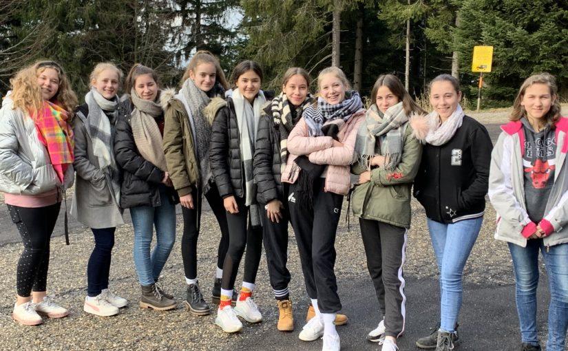 Schwarzwaldfahrt weibliche C-Jugend vom 10.01.20 – 12.01.20