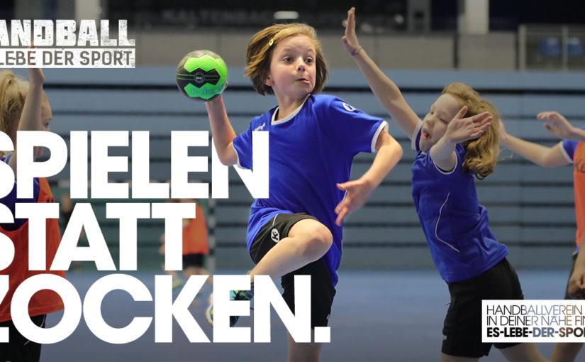 Mini-Trainerlehrgang am 25.04.2020 – Handball ist der geilste Sport der Welt