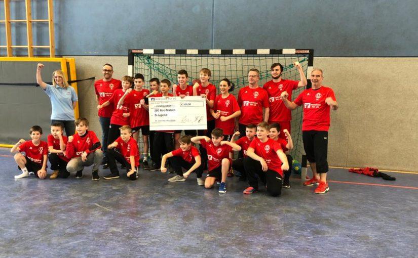 mJD-LL-N: JSG Rot-Malsch vs. SG Edingen-Friedrichsfeld – 42:32