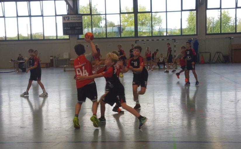 mD1: JSG Rot-Malsch vs SG Edingen-Friedrichsfeld 33:8 ( 16:3 )